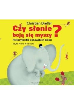 Czy słonie boją się myszy? Audiobook