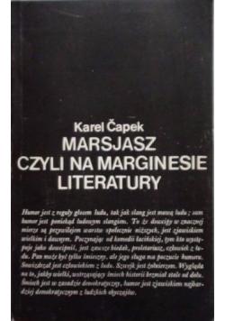 Marsjasz czyli na marginesie literatury (1919-1931)