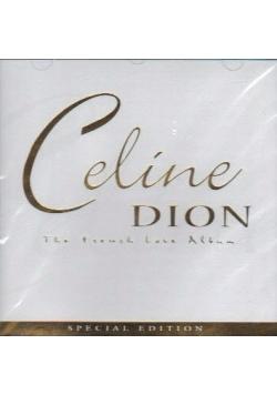 Celine Dion The french love, płyta CD