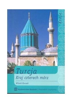 Turcja Kraj czterech mórz