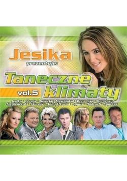Taneczne Klimaty Vol. 5 CD