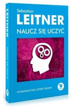 Naucz się uczyć. Sebastian Leitner