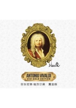 Antonio Vivaldi: Gold Edition CD