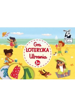 Gra Loteryjka Ubrania 3+