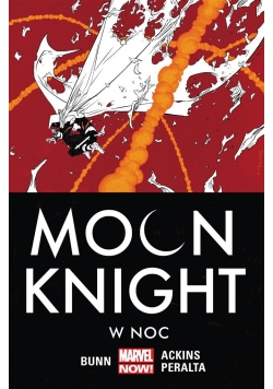 Moon Knight W noc, tom 3