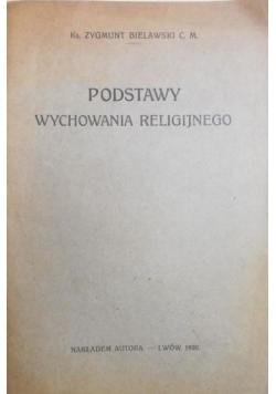 Podstawy wychowania religijnego, 1920 r.