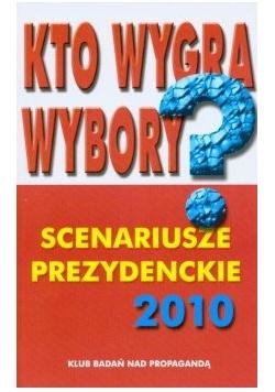 Kto wygra wybory? Scenariusze prezydenckie 2010, Nowa