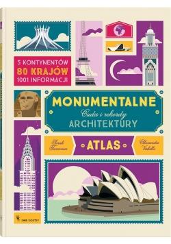 Monumentalne. Cuda i rekordy architektury