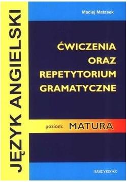 Język angielski ćwiczenia oraz repetytorium gramatyczne