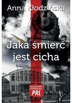 Najlepsze kryminały PRL. Jaka śmierć jest cicha
