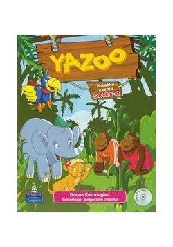 Yazoo Starter Książka ucznia z płytą CD