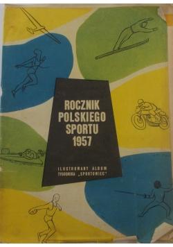 Rocznik polskiego Sportu 1957