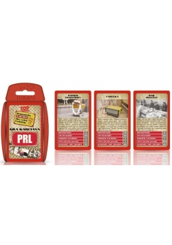 Top Trumps PRL Retro