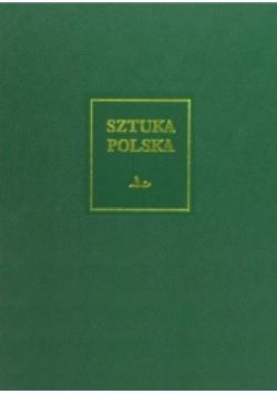 Sztuka polska T.5 Późny barok