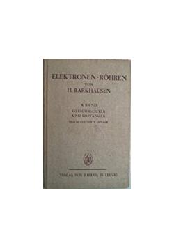 Elektronen Rohren, 1937 r.