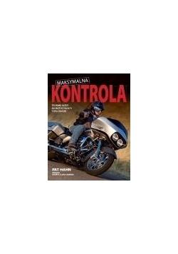 Maksymalna kontrola techniki jazdy na motocyklach