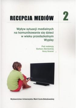 Recepcja mediów 2