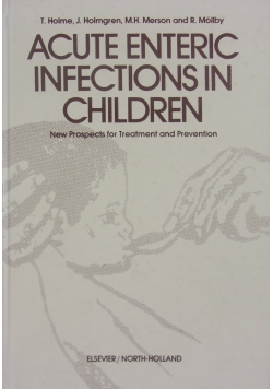 Acute enteric infections in children