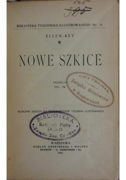 Nowe Szkice,1905r.