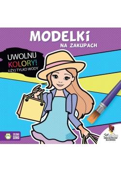 Uwolnij kolory. Modelki na zakupach