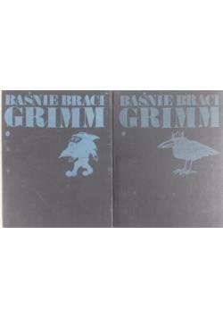 Baśnie Braci Grimm tom I-II