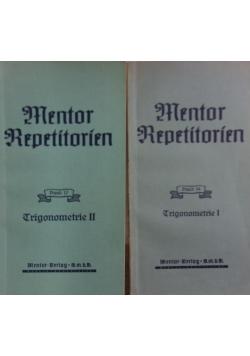 Mentor Repetitorien Tom I-II