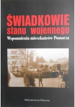 Świadkowie stanu wojennego