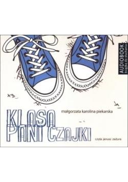 Klasa Pani Czajki. Audiobook
