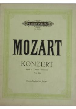 Mozart Konzert, 1785r.