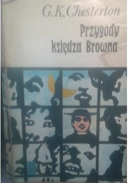 Przygody księdza Browna