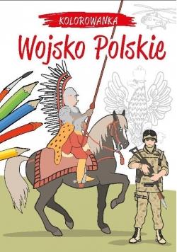 Kolorowanka. Wojsko Polskie