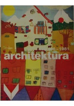 Architektura 1981