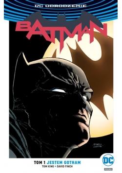 Batman.T.1 Jestem Gotham
