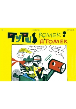 Tytus,Romek i A`Tomek - Księga 2 w.2017