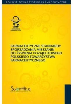 Farmaceutyczne standardy sporządzania mieszanin