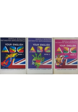 Your English ABC, cz.1,2 i 3