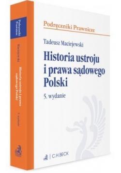 Historia ustroju i prawa sądowego Polski w.5
