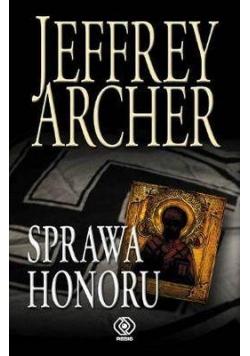 Sprawa honoru - Jeffrey Archer
