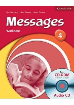 Messages 4 Workbook + CD