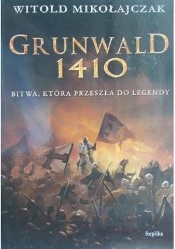 Grunwald 1410. Bitwa,która przeszła do legendy.