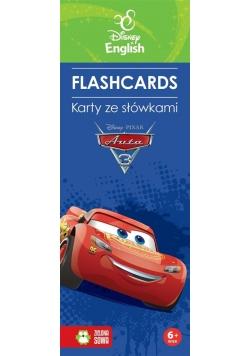 Flashcards. Karty ze słówkami. Auta 3