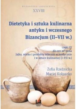 Dietetyka i sztuka kulinarna antyku... cz.III