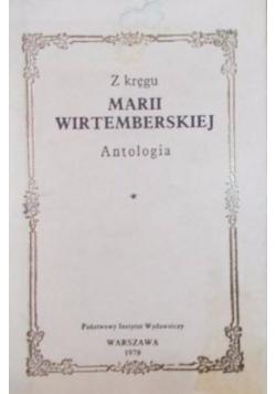 Z kręgu Marii Wirtemberskiej