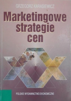 Marketingowe strategie cen