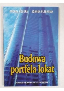 Budowa portfela lokat
