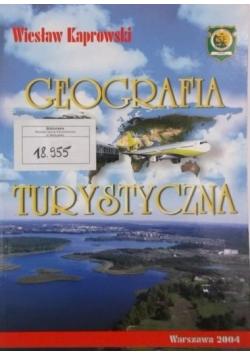 Geografia turystyczna