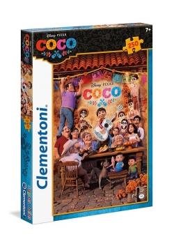 Puzzle SuperColor Coco 250