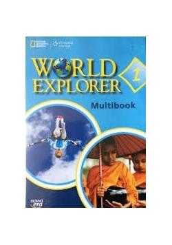 WORLD Explorer 1. Multibook