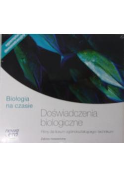 Doświadczenia biologiczne, zakres rozszerzony, DVD