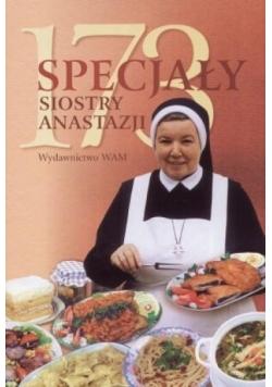 173 specjały siostry Anastazji BR